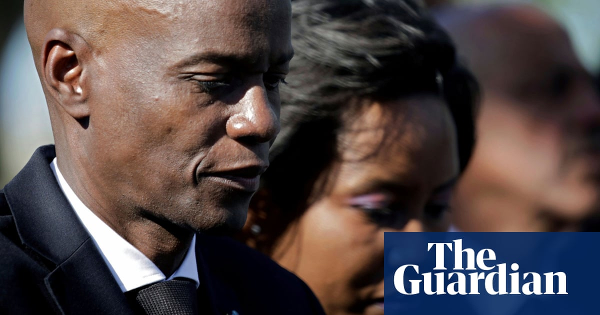 Widow of Haitian president releases first statement since assassination – audio