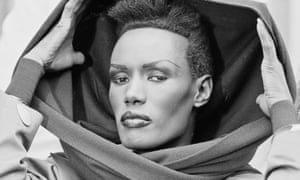 'You understand where I am coming from': Grace Jones.