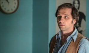 Matthew Rhys as Daniel Ellsberg in The Post.