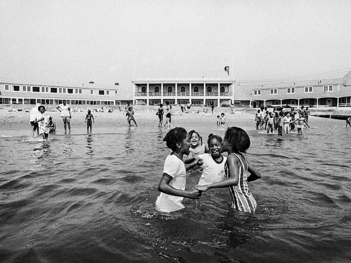 America S Segregated Shores Beaches Long History As A Racial Battleground Race The Guardian
