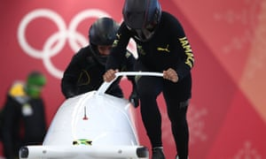Jamaican bobsleigh team back in business thanks to offer of