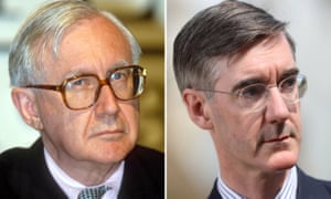William and Jacob Rees-Mogg