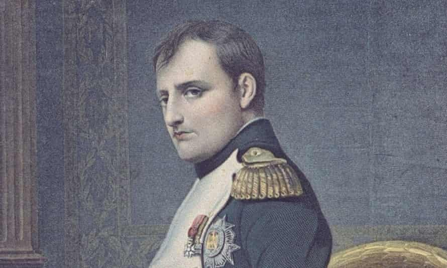 Napoleon wrote a novella based on one of his own early romances. It is only 22 pages long.