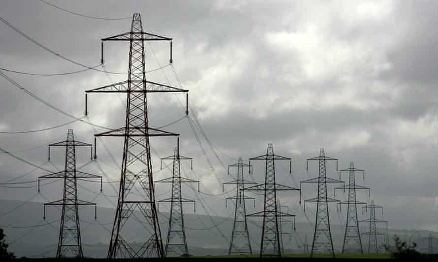 The National Grid capacity margins are being squeezed