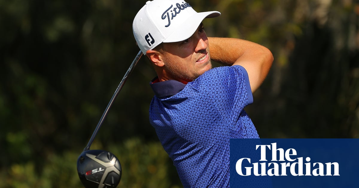 Justin Thomas edges out in-form Lee Westwood at Players Championship
