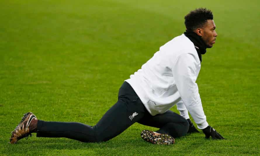 Sturridge has suffered hip, knee, foot and thigh problems in an injury-plagued season.