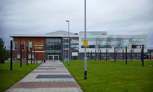 Lord Derby academy in Knowsley