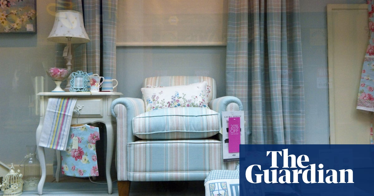 Laura Ashley to close 40 stores, putting hundreds of jobs at ...