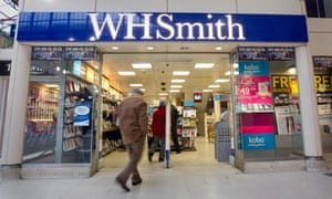WH Smith already operates 107 Post Office branches
