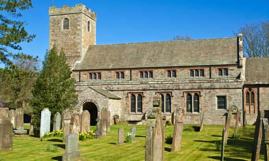 St Kentigern's Church.
