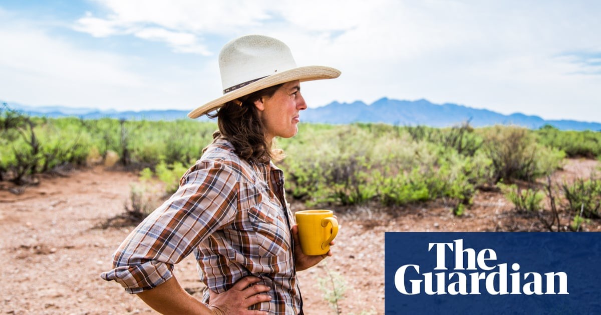 If there's no water, what's the point?' Female farmers in Arizona