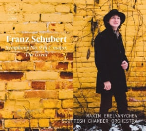 Franz Schubert: Symphony No 9 in C Major album art work