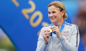 Jill Ellis won the Women's World Cup for a second time in 2019