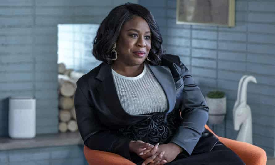 Aduba in the new series of In Treatment.