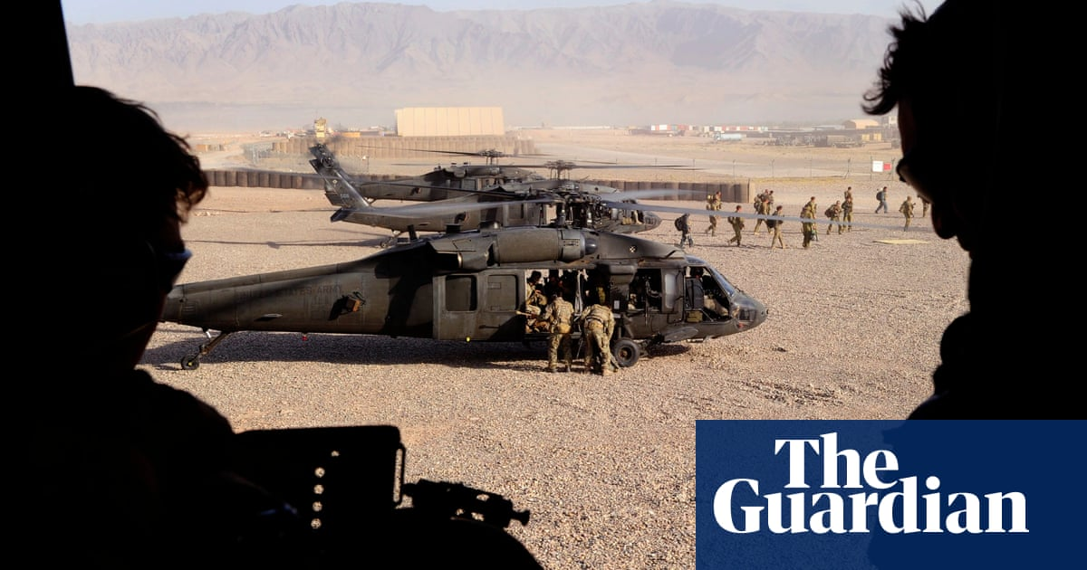 'A tragic and wasted opportunity': Australia's inglorious exit from Afghanistan