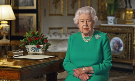 queen addresses the nation