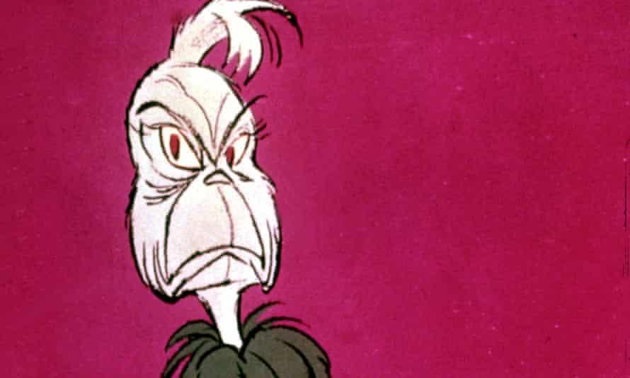 The Grinch Dr Seuss