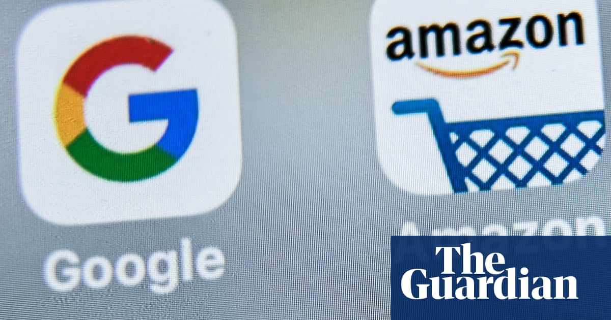 Amazon and Google investigated by UK regulator over fake reviews