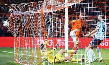 Netherlands 3-1 Northern Ireland, Russia 4-0 Scotland, Slovakia 1-1 Wales – as it happened