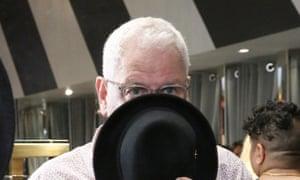 Ray Kelvin, founder of Ted Baker