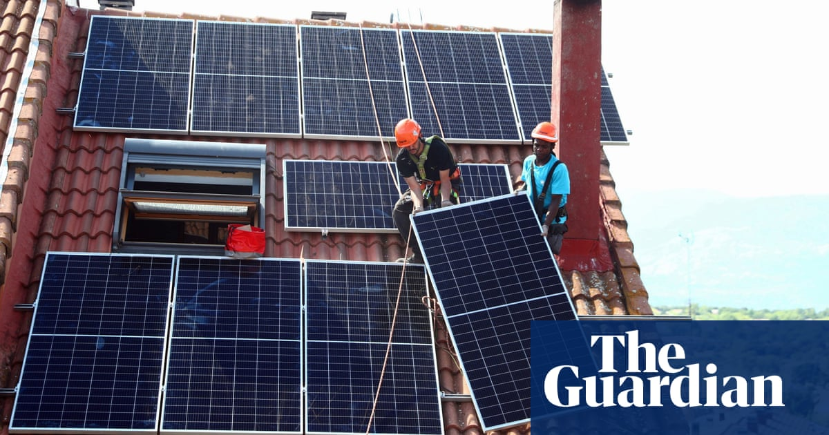 Spain's energy cooperatives lead charge to exploit solar power