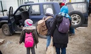 Save the Children estimates there are 24,000 unaccompanied minors in Europe.