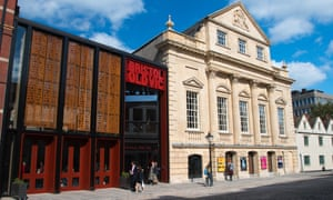 BRISTOL OLD VIC after renovation
