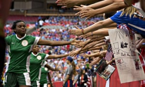 Nigeria's women's team are chasing their 11th Africa Cup of Nations title in 13 editions.