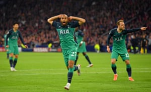 Moura does score another for Spurs to make it 2-2.