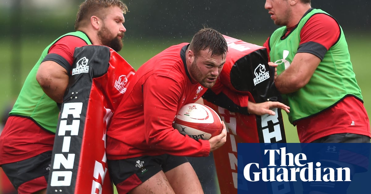 Lane and Carre to make Wales debuts against Ireland in World Cup warm-up