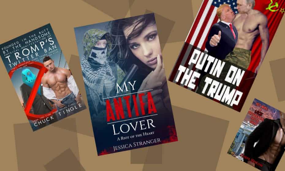 'I read the weirdest Trump-era erotica so you don't have to.'