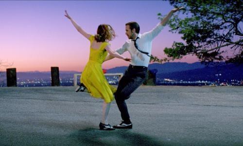 Can Ryan Gosling And Emma Stone S La La Land Help Us Handle The Trump Era Film The Guardian