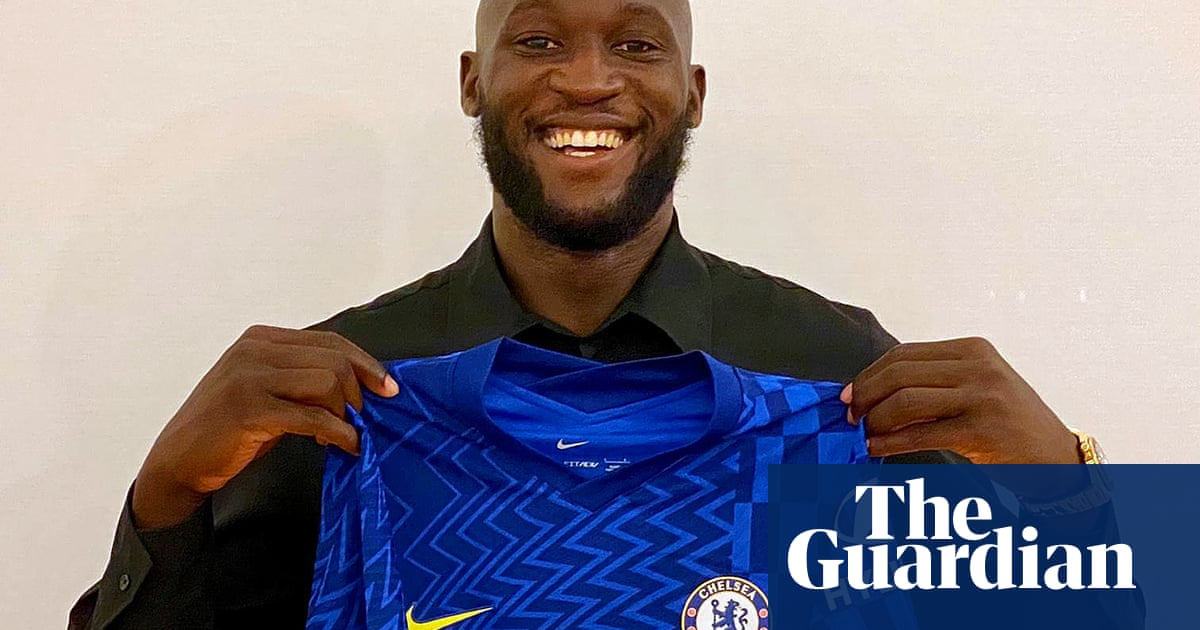 Chelsea confirm Romelu Lukaku signing from Inter in €115m deal