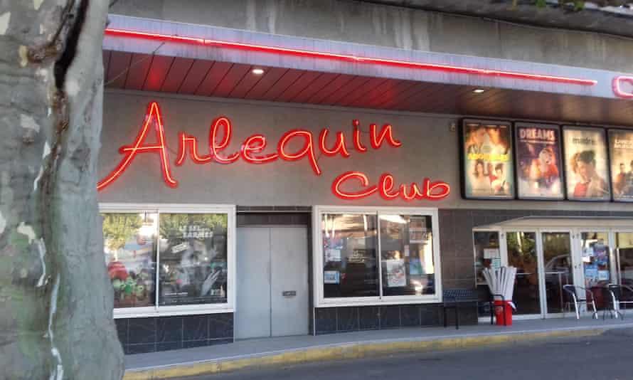 The Arlequin Club.