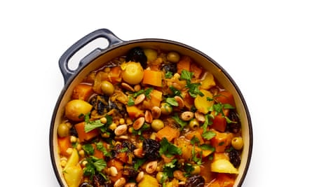 Felicity Cloake's vegetable tagine, of sorts.