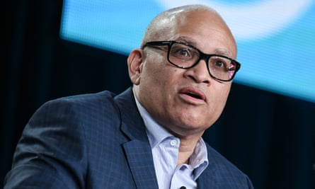 Larry Wilmore: keeping it 100.