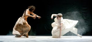 Akram Khan's Vertical Road with a score by Sawhney.