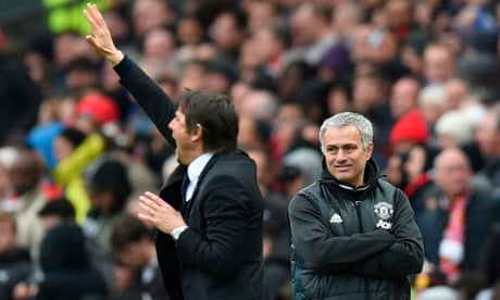 José Mourinho feels 'contempt' for Antonio Conte after exchange of insults