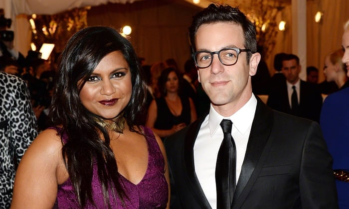 Bj Novak Mindy Kaling Used To Bully Me On Set She Would Lie To Me Culture The Guardian