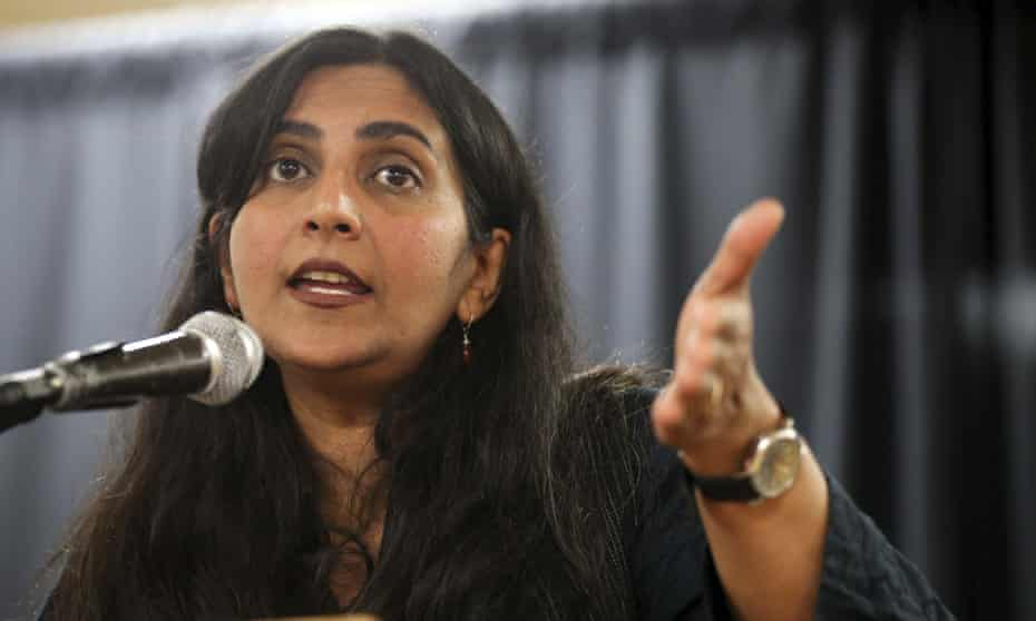 Sawant said: 'We were up against a Goliath, there is no question about that. When the billionaires have all the money, the power, the political clout on their side, it's quite an adversary to go up against.'