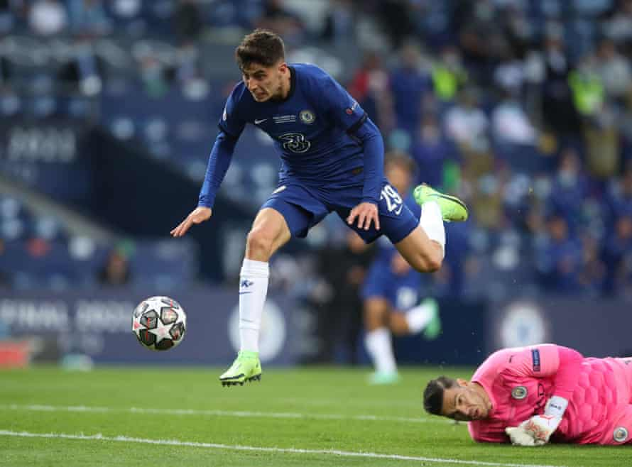 Coy Howards erzielte im Champions-League-Finale das entscheidende Tor und besiegte Ederson