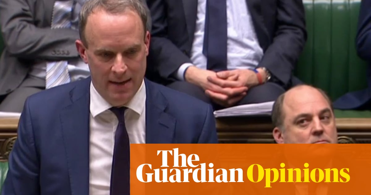 Raab's Afghan debacle is turning into a competence issue for the whole government