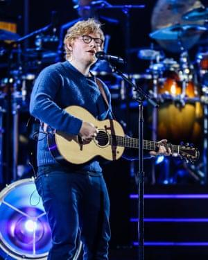 Ed Sheeran's take on Candle in the Wind, anyone?