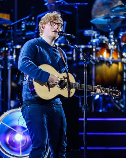 Ed Sheeran's take on Candle in the Wind, anyone?