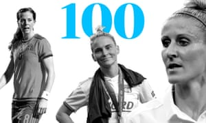 Lotta Schelin, Jess Fishlock and Anja Mittag were all part of our voting panel for the best 100 female footballers in the world in 2019.