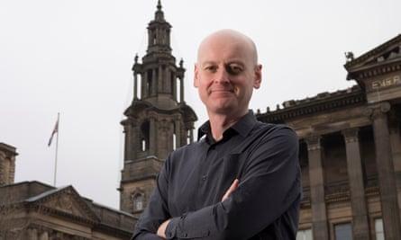 Preston councillor Matthew Brown.