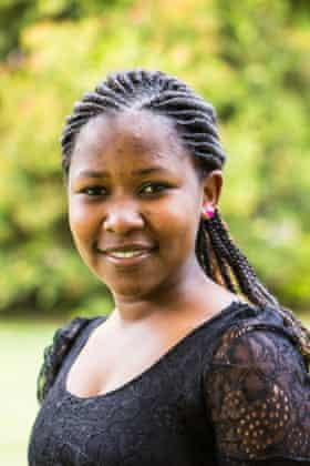 Atieno Fiona Kimberly from Kenya