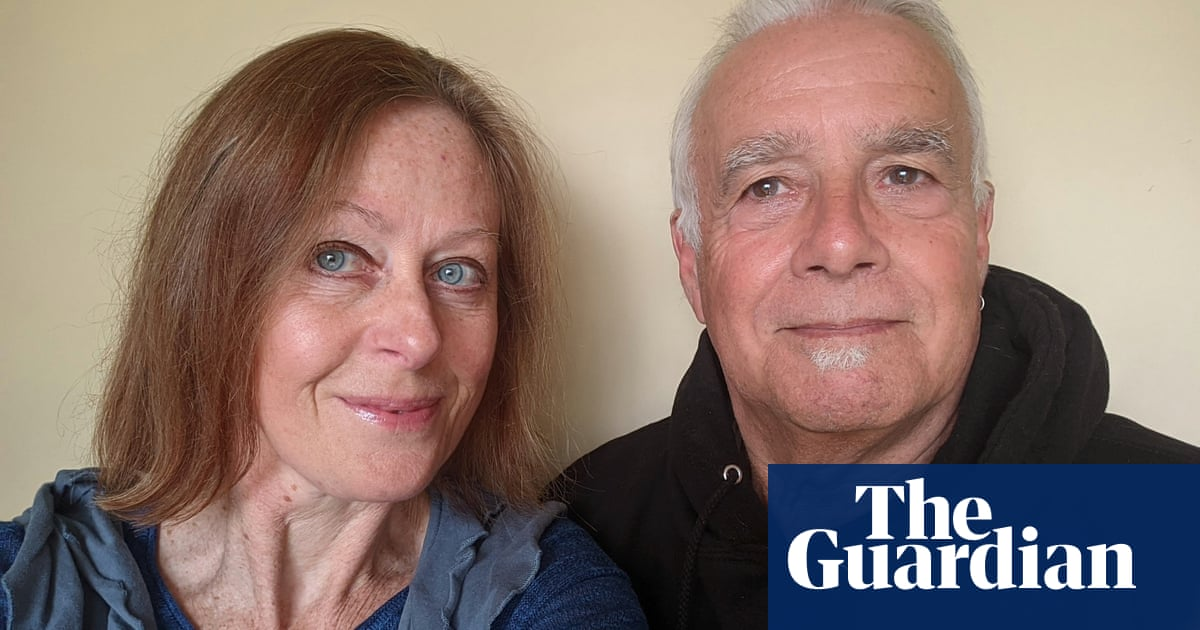 How we met: 'I asked if we could be friends, and she said: I hope we'll be more than that'