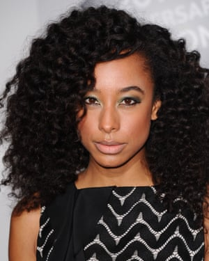Corinne Bailey Rae … 'I had lots of encouragement from him.'