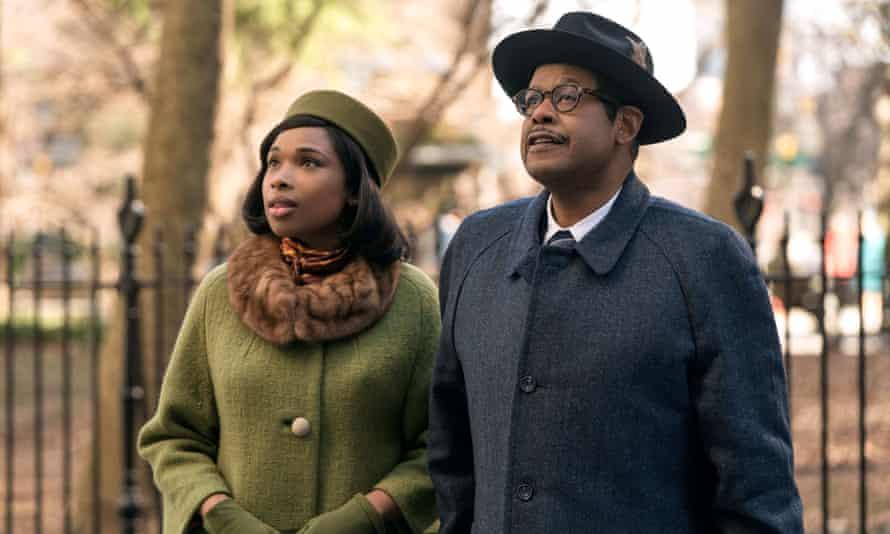 Jennifer Hudson and Forest Whitaker in Respect